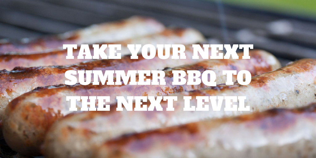 Take your next summer BBQ to the next level by swinging by your local farmers market for your produce and meat.